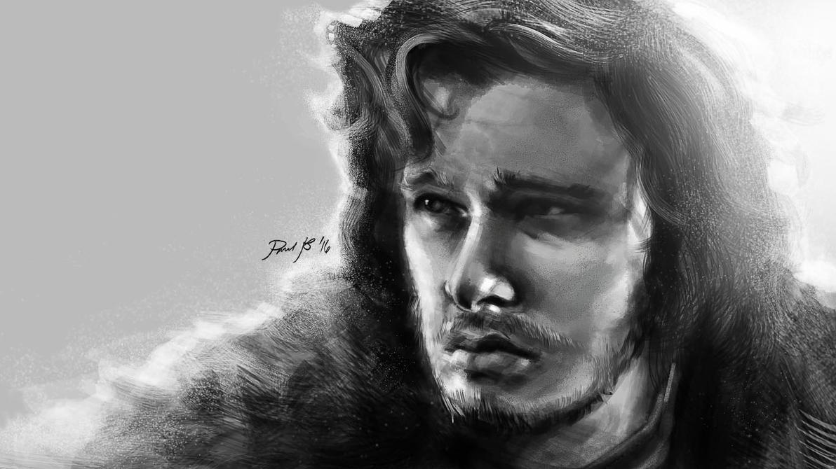 Jon by greenapaul