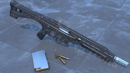 Remodeled: MG-32 Battle Rifle