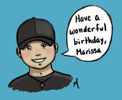 Happy Birthday From Gaz