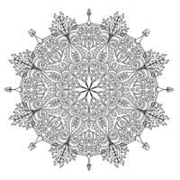 Mandala #2 by WelshPixie