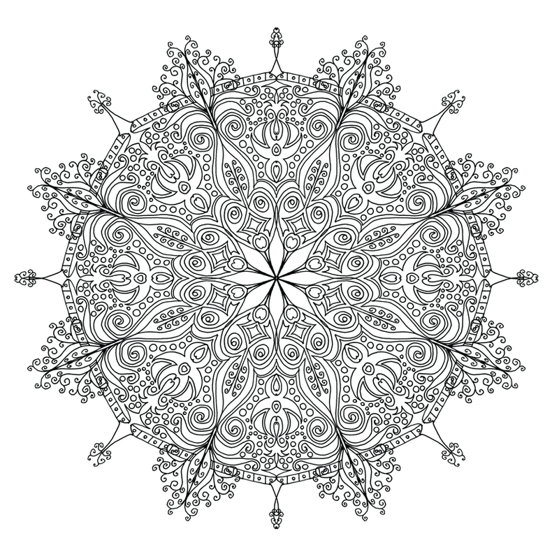 Mandala 2 By WelshPixie On DeviantArt