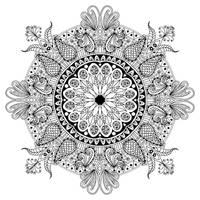 Paisley Mandala by WelshPixie