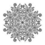 Paisley Mandala #2