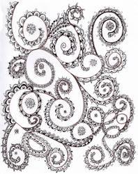 Swirly Doodle by WelshPixie