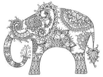 Magical Doodle Ellyflump by WelshPixie