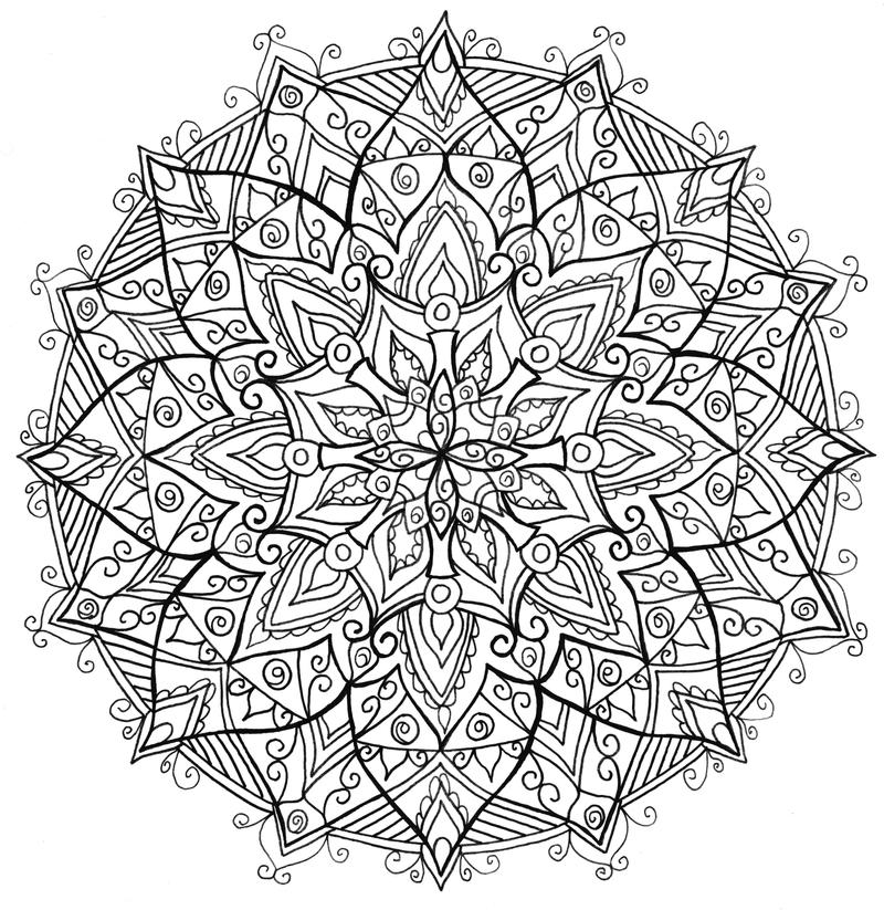 Mandala By WelshPixie On DeviantArt