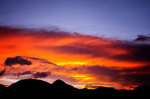 Helderberg Sunrise