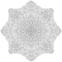 Krita Mandala 14 by WelshPixie