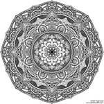 Krita Mandala 17