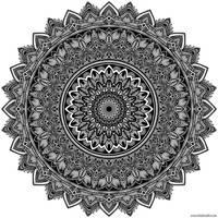 Big Mandala by WelshPixie