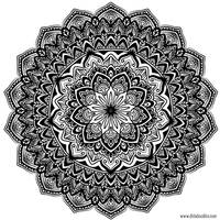 Krita Mandala 25 by WelshPixie