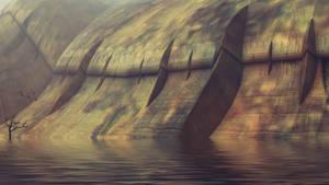 Shoreline by WelshPixie