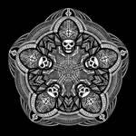 'Ghost' Mandala