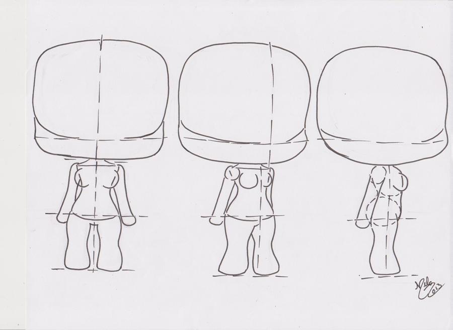 Chibi Manga Tutorial: Female 02 by FutagoFude-2insROID on DeviantArt