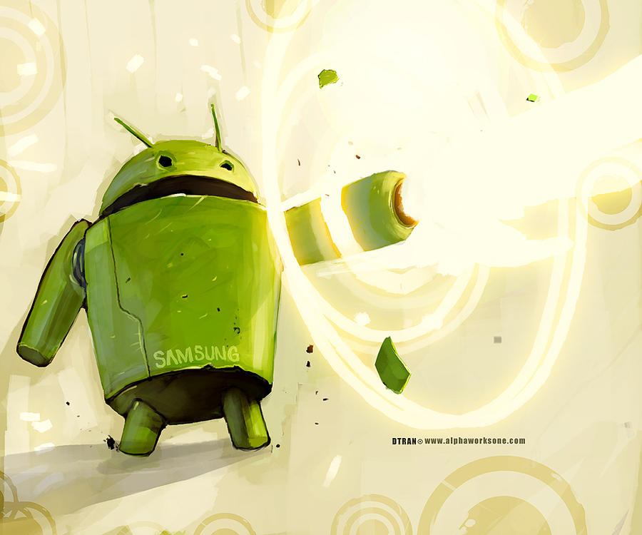 My Android wallpaper