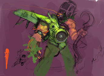 Junk painting