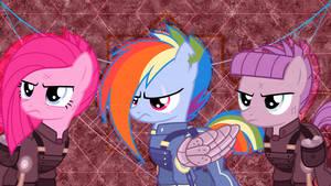 The Warrior Trio
