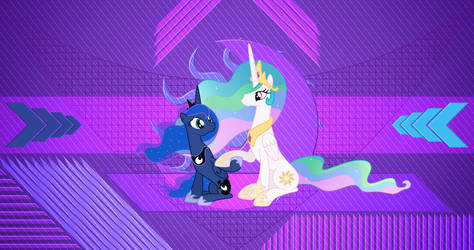 Sisterly Love by LaszlVFX