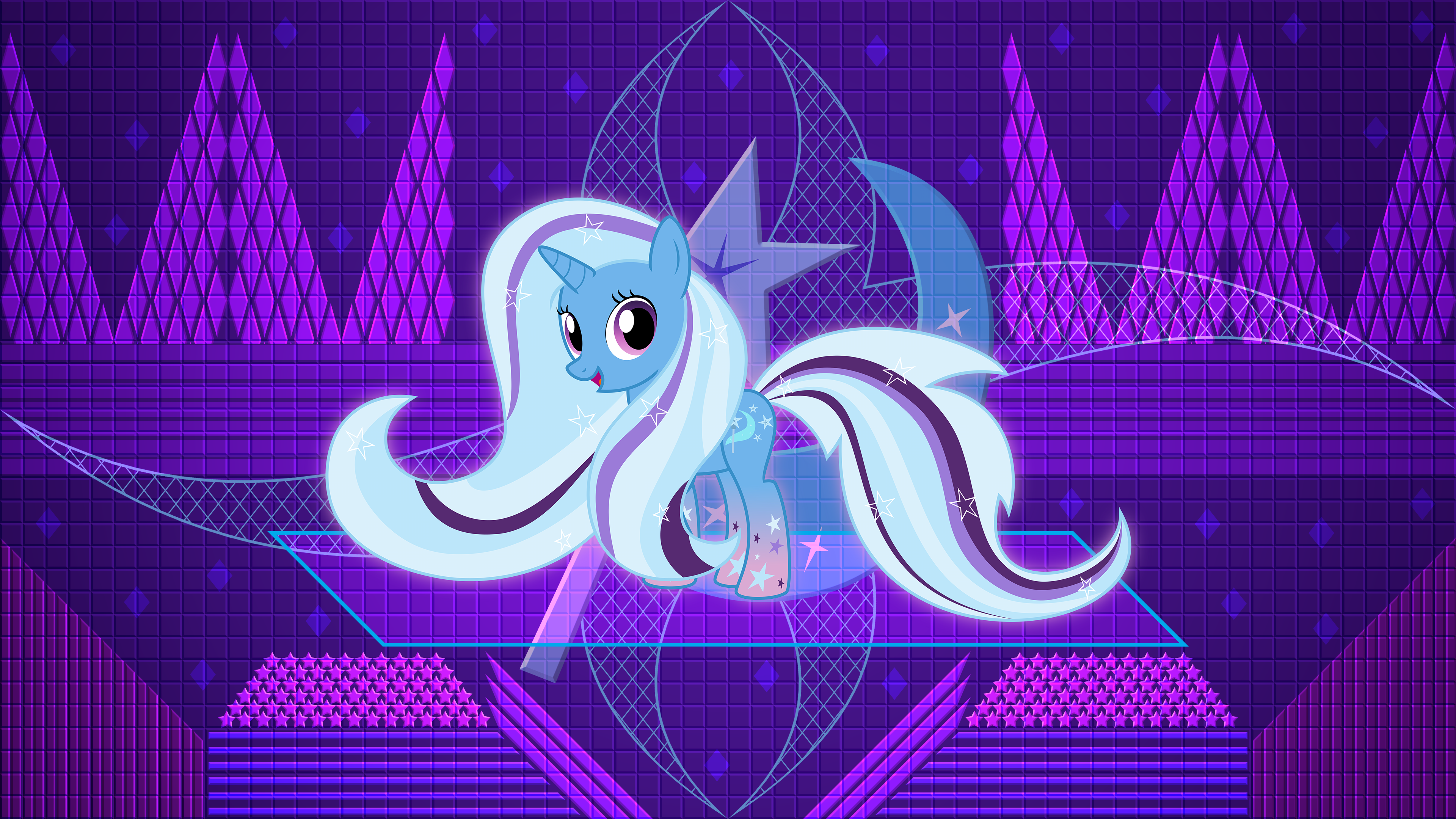 The Great and More Powerful Trixie