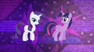 Two Favorite Ponies