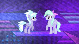 Lovely siblings by LaszlVFX