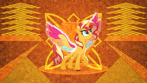 Shimmering Wings by LaszlVFX