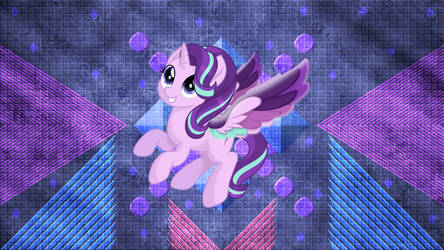 Glimmering wings by LaszlVFX