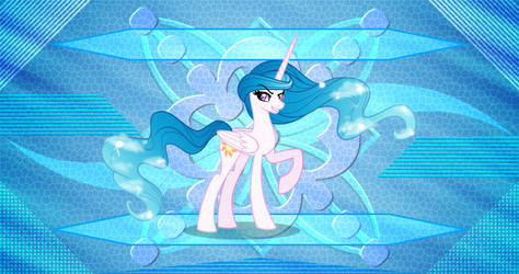 Crystal Blue Style by LaszlVFX