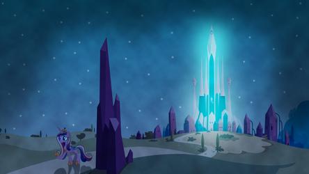 Night at the Crystal Empire