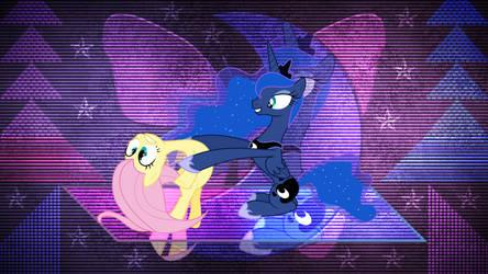 Come on Fluttershy - Let's dance!