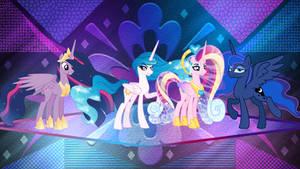The Princesses and the Ex-princesses