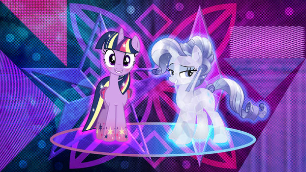Rarity and Twilight in Style