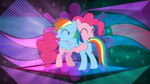 PinkieDash Hug