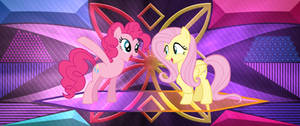 Pinkie and Flutter