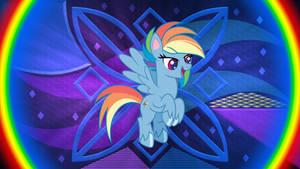 G4 Style Pony:Life Rainbow Dash