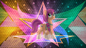 Cute Sunny Starscout