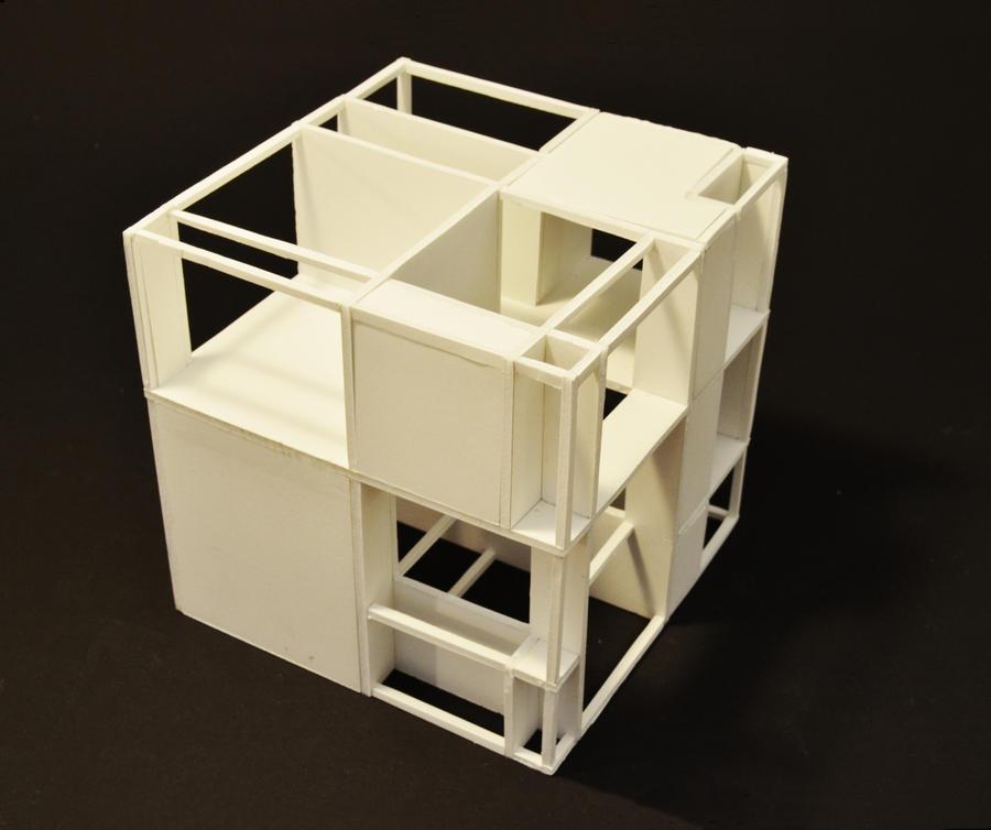 cube project final model 7 by kendezi on deviantart. Black Bedroom Furniture Sets. Home Design Ideas