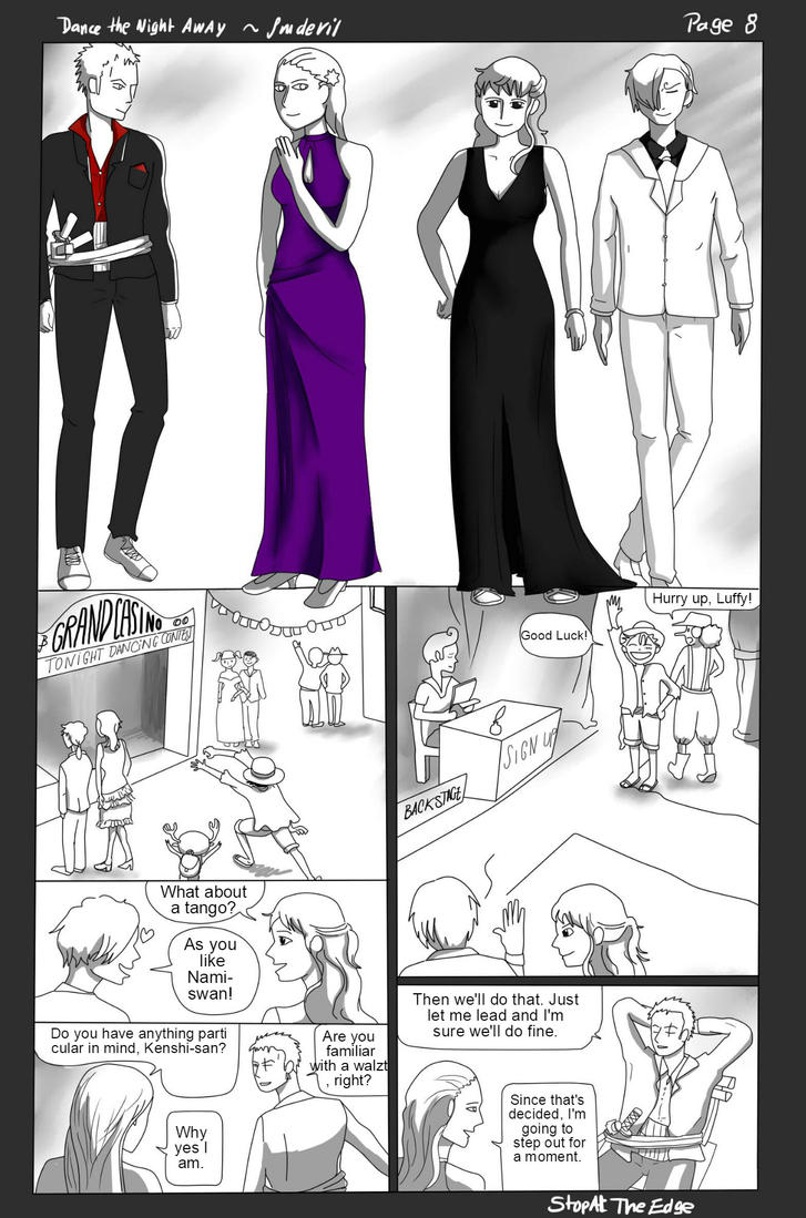 Dance The Night Away page 8 by StopAtTheEdge