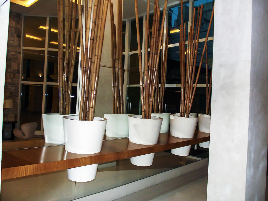 Foyer decoration bamboo by misspsyb on deviantart for Babou decoration