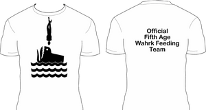 Wahrk Feeding Team T-shirt