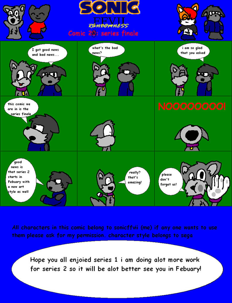 SonicFFVII randomness comic 20 by SonicFFVII
