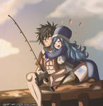 GRUVIA FT 100 YEAR QUEST CH 11 COVER PAGE