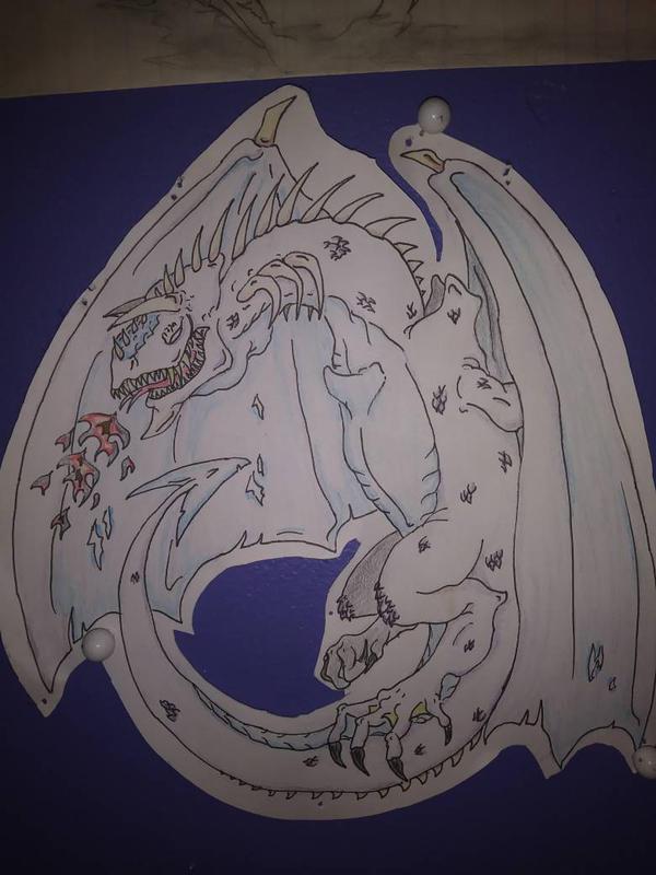 Purple Dragon by Katscales86