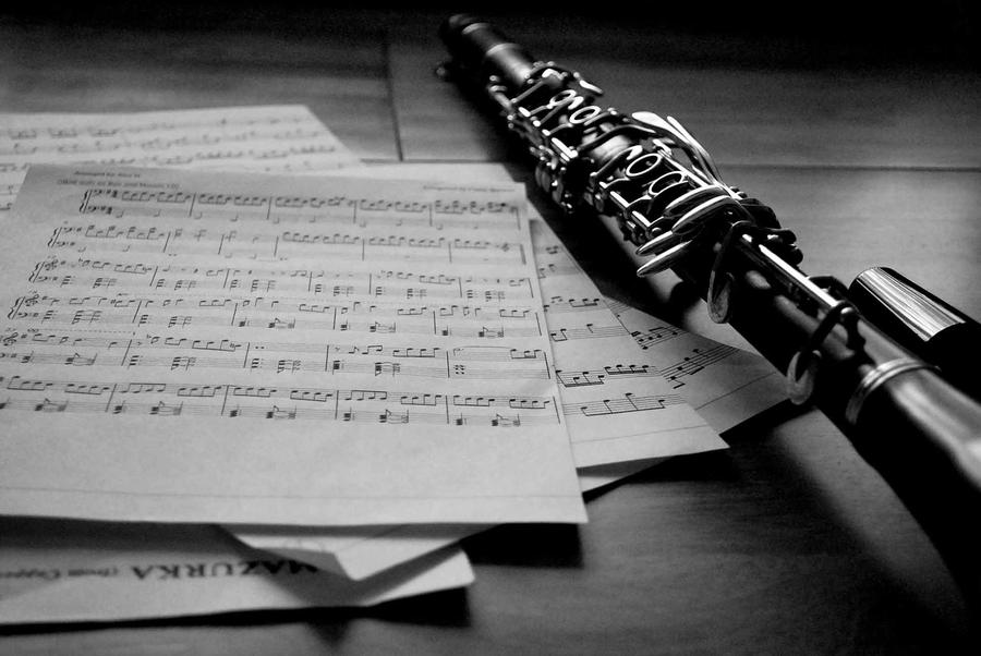 Learning Clarinet By ARMaloney