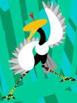 Kung Fu Panda - Master Crane