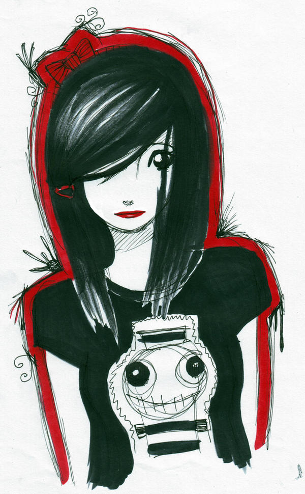 emo cartoon drawings. Emo- mar directory of the