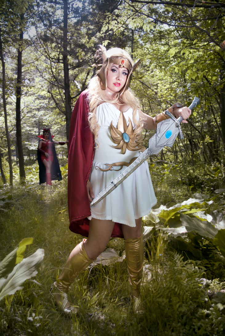 She-Ra Princess of Power I by CookieKabuki
