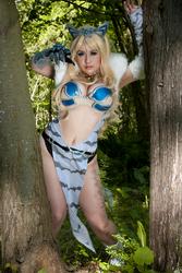 Queen's Blade: Elina III by CookieKabuki