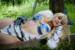Queen's Blade: Elina IV