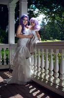 My Little Pony: Sweetie Belle and Rarity II by CookieKabuki